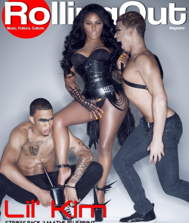 Lil Kim Releases First Single Of her Hardcore 2K13 and talks her Legacy
