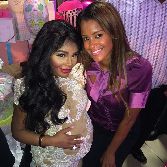 Lil Kim Baby Shower 2014 7 The New Home Of Dhazbi