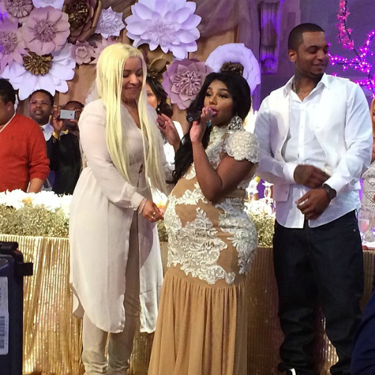 Lil Kim Baby Shower 2014 9 The New Home Of Dhazbi
